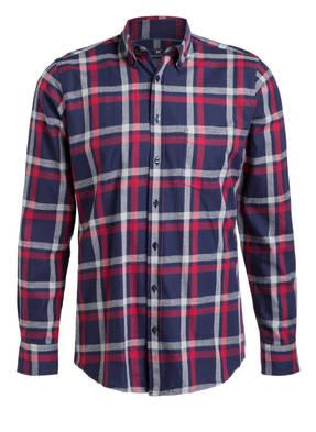 STROKESMAN'S Flanellhemd Modern Fit