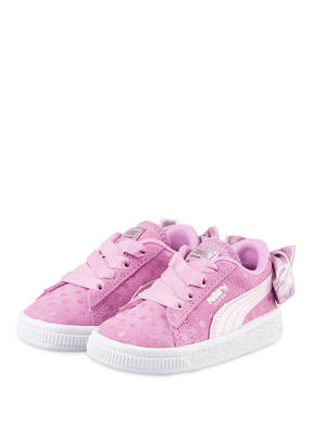 PUMA Sneaker SUEDE BOW DOTS
