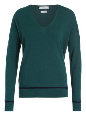 642abe85fdacd4 Grüne TOMMY HILFIGER Pullover für Damen online kaufen :: BREUNINGER