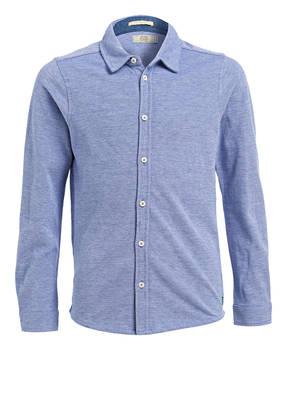 SCOTCH SHRUNK Piqué-Hemd