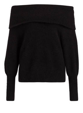 SELECTED Off-Shoulder-Pullover KAILA