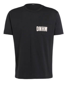 DENHAM T-Shirt WOODBLOCK