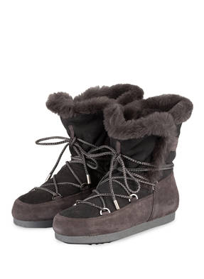 MOON BOOT Moon Boots FAR SIDE HIGH SHEARLING