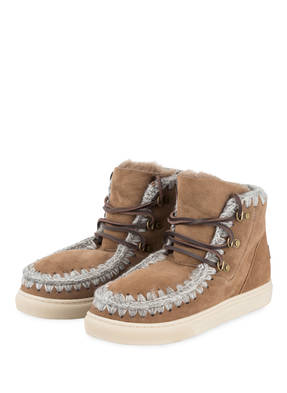 mou Boots LACE-UP