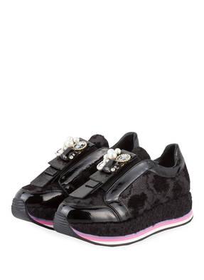 NO CLAIM Plateau-Sneaker SONIA