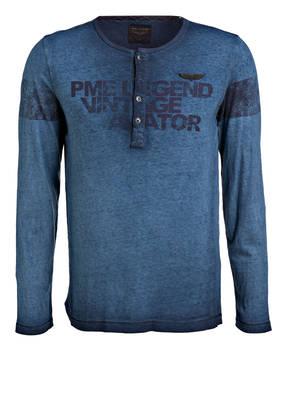 PME LEGEND Henley-Shirt