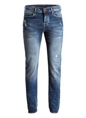 TRUE RELIGION Destroyed-Jeans  ROCCO Slim Fit