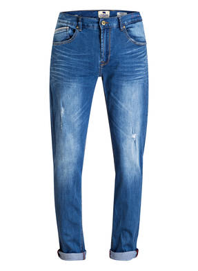 EB Company Destroyed-Jeans Slim Fit