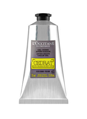 L'OCCITANE CÉDRAT AFTER-SHAVE GEL-CREME