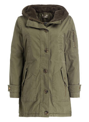 Mrs & HUGS Parka