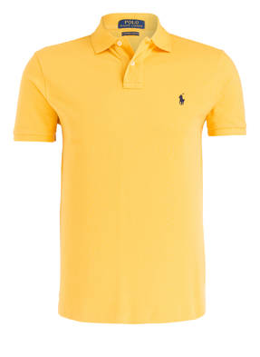 POLO RALPH LAUREN Piqué-Poloshirt Custom Slim-Fit