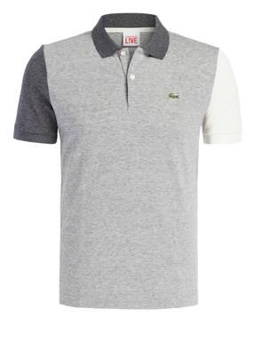 LACOSTE L!VE Piqué-Poloshirt Ultraslim Fit