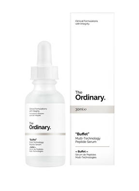 "The Ordinary. ""BUFFET"""