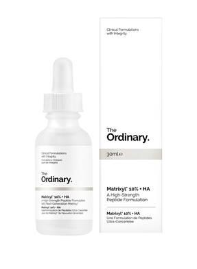 The Ordinary. MATRIXYL 10% + HA