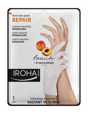 IROHA REPAIR GLOVES PEACH