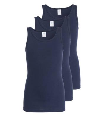 Sanetta 3er-Pack Unterhemden