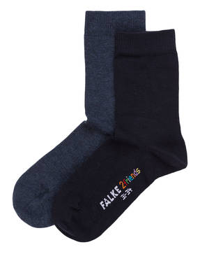 FALKE 2er-Pack Socken 2FRIENDS