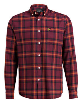 LYLE & SCOTT Flanellhemd Regular Fit