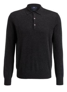 STROKESMAN'S Cashmere-Pullover mit Polokragen