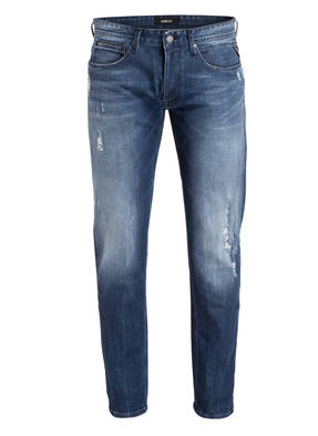 REPLAY Destroyed-Jeans RONAS Tapered Fit