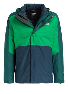 THE NORTH FACE 2-in-1 Jacke KABRU TRICLIMATE