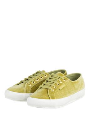 SUPERGA Sneaker 2750 POLYVELVET