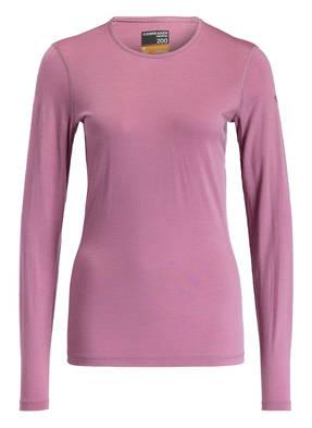 icebreaker Funktionswäsche-Shirt 200 OASIS aus Merinowolle