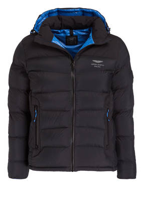 HACKETT LONDON Steppjacke aus der ASTON MARTIN RACING Kollektion