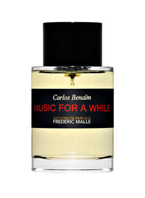 EDITIONS DE PARFUMS FREDERIC MALLE MUSIC FOR A WHILE