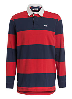 TOMMY JEANS Jersey-Poloshirt Relaxed Fit