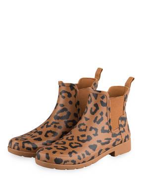 HUNTER Gummi-Boots ORIGINAL REFINED