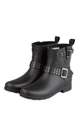 HUNTER Gummi-Boots REFINED STUDDED