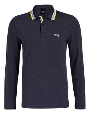 BOSS Piqué-Poloshirt PLISY Regular Fit