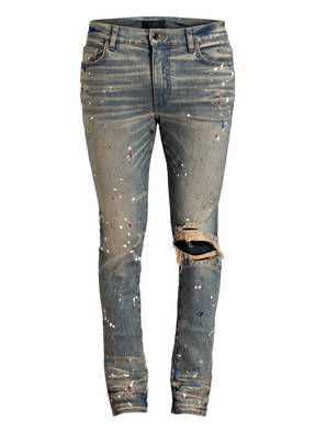 AMIRI Destoyed-Jeans Tapered Fit