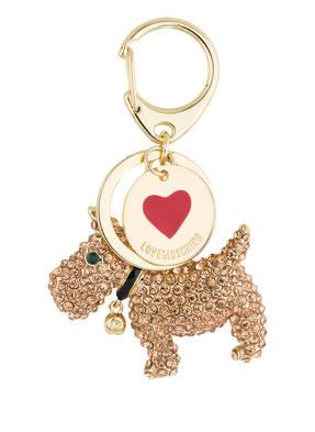 LOVE MOSCHINO Schlüssel -und Taschenanhänger