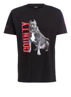 MARCELO BURLON T-Shirt DOGO