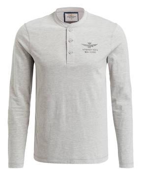 AERONAUTICA MILITARE Henley-Shirt