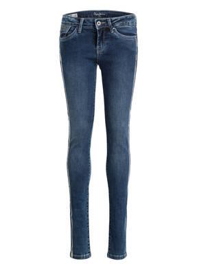 Pepe Jeans Jeans mit Galonstreifen