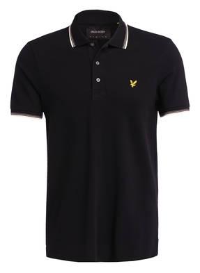 LYLE & SCOTT Piqué-Poloshirt TIPPED Regular Fit