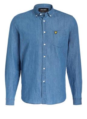 LYLE & SCOTT Jeanshemd Tailored Fit