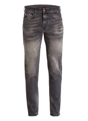 7 for all mankind Destroyed-Jeans KAYDEN Slim Straight Fit