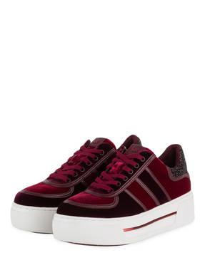MICHAEL KORS Plateau-Sneaker CAMDEN