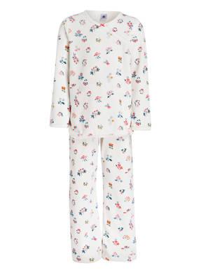 PETIT BATEAU Schlafanzug VELOUR