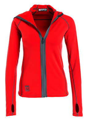 66°NORTH Powerstretch-Fleecejacke VIK