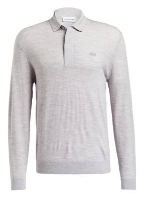 LACOSTE Strick-Poloshirt