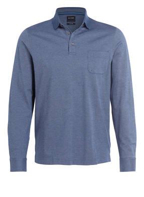 b8e906da8cbf1d Gemusterte Langarm-Poloshirts für Herren online kaufen :: BREUNINGER