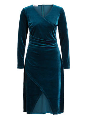 KALA Fashion Samtkleid