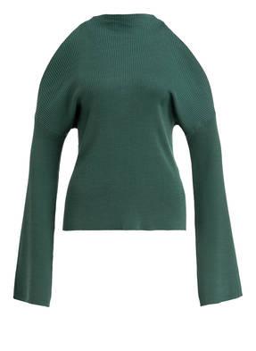 NA-KD Cold-Shoulder-Pullover