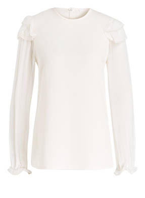 SEE BY CHLOÉ Bluse im Materialmix