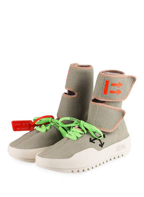 OFF-WHITE Hightop-Sneaker CST-001